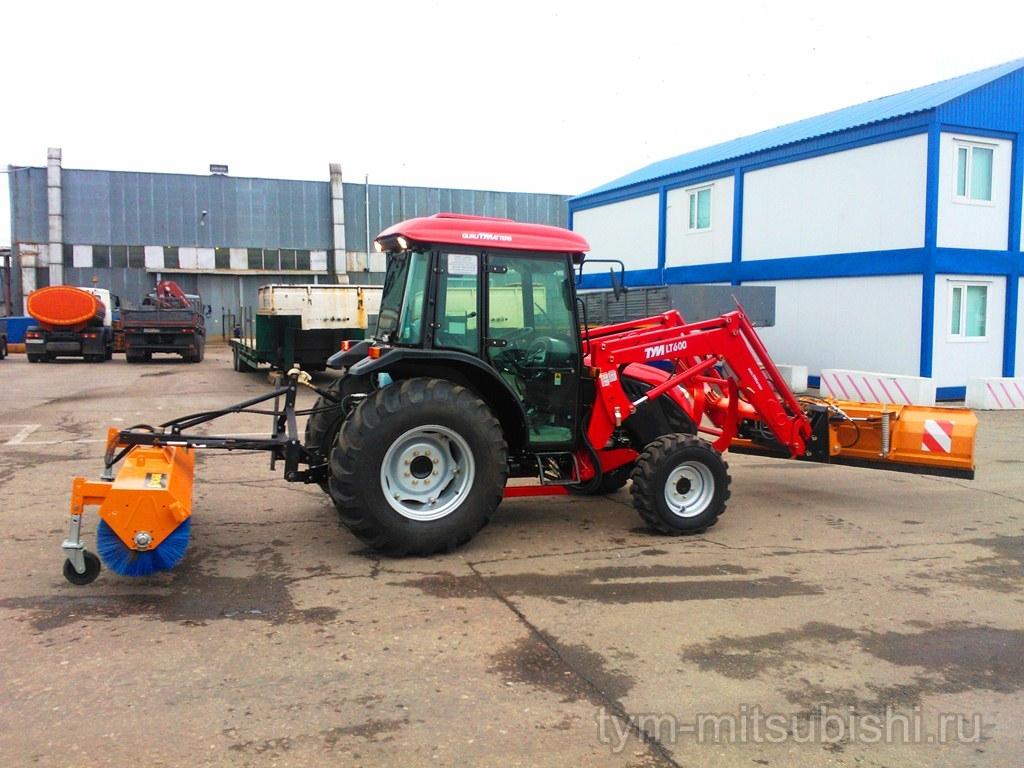 Продажа новых и б/у тракторов TYM, купить трактор Тим