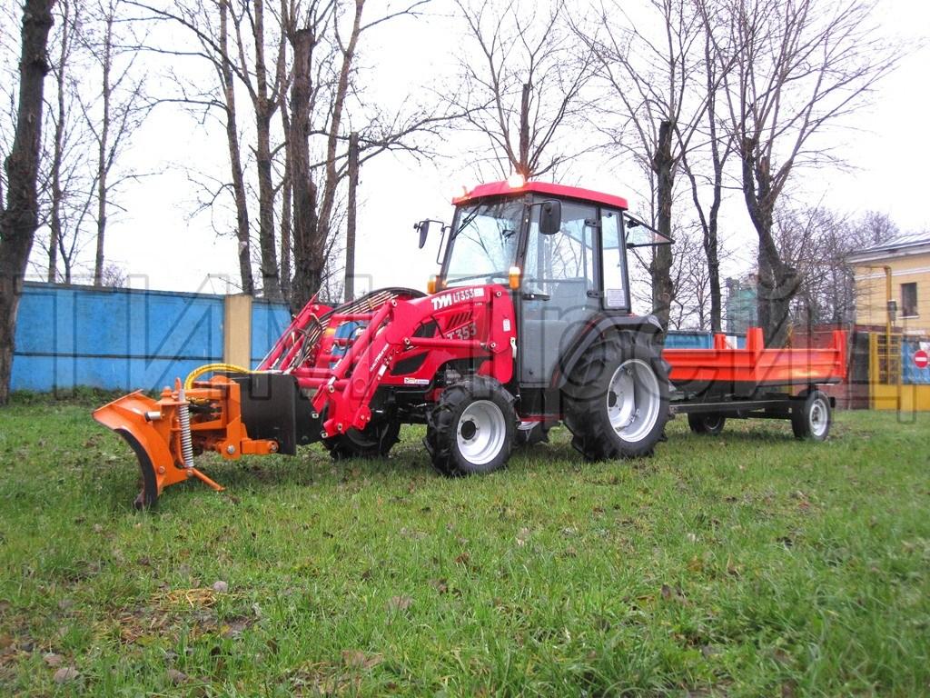 Техпластина для отвалов ТМКЩ - Запчасти для тракторов МТЗ.